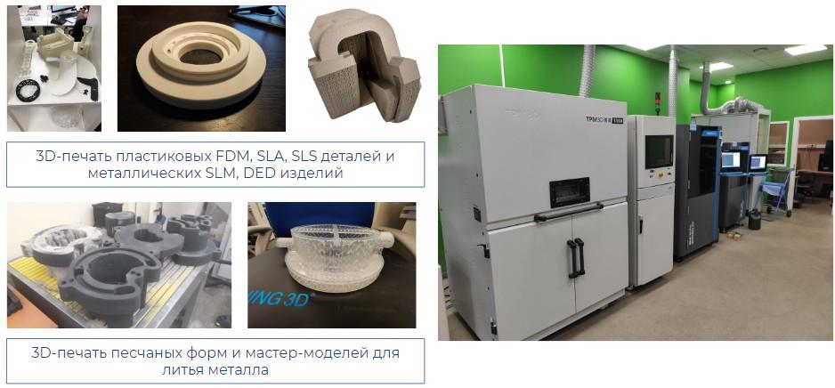 Кварк 3Д печать на заказ